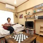 BEAMS流インテリア[5] ないものは創る!賃貸1Kの部屋を自分らしく住みこなすDIY女子