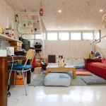 テーマのある暮らし[5] コンパクトな建物に好きなものをぎゅっと詰め込んだ、遊び心満点の家