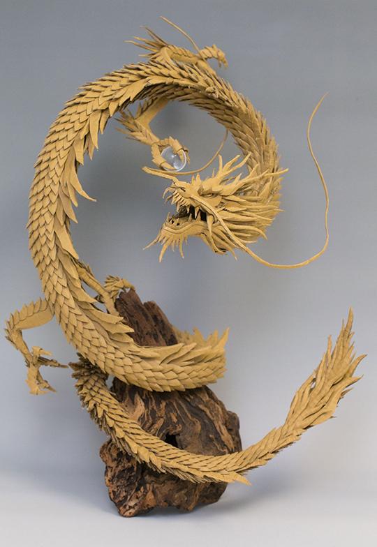 「龍神」(画像提供/オドンガー大佐さん)