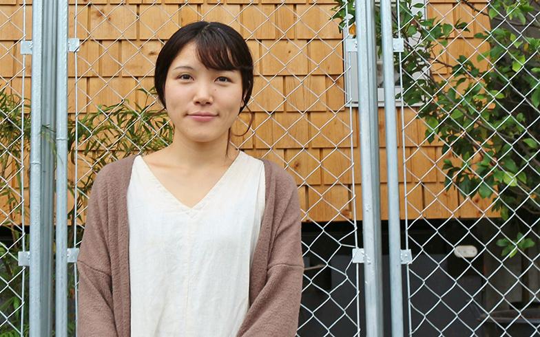 YADOKARI株式会社のプロデューサーの相馬由季さん(写真撮影 ツマミ具依)