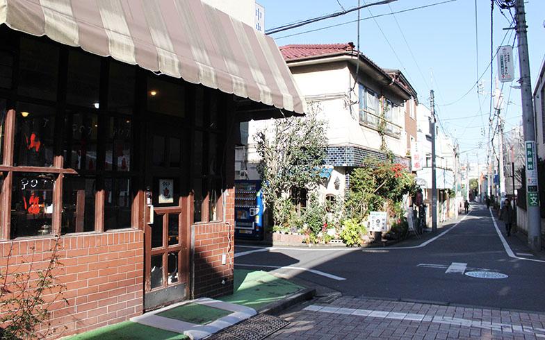 喫茶店としても営業するべく、準備中(写真撮影/SUUMOジャーナル編集部)