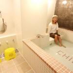 ハイパー銭湯「BathHaus(バスハウス)」。仕事の後は風呂に浸かってビールをキュッ!