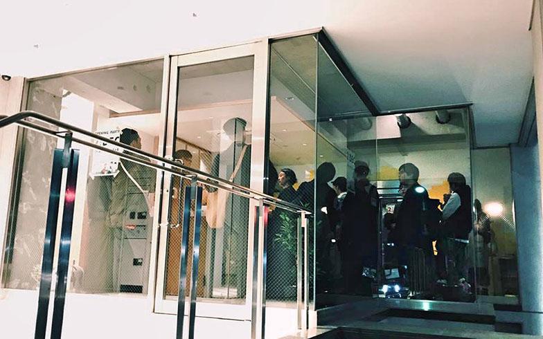 12月2日に行われたプレオープンパーティーは多くの人々でにぎわった(写真提供/榊原さん)