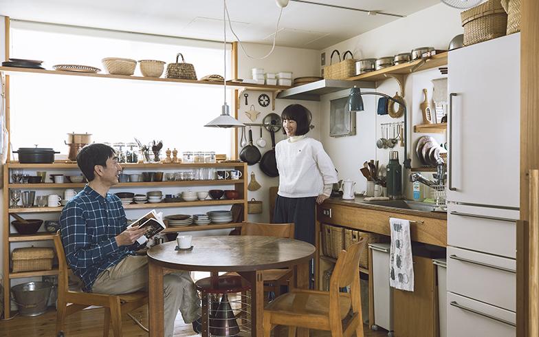 雑貨店店主と建築家の夫婦がつくる「変わり続ける家」 その道のプロ、こだわりの住まい[4]