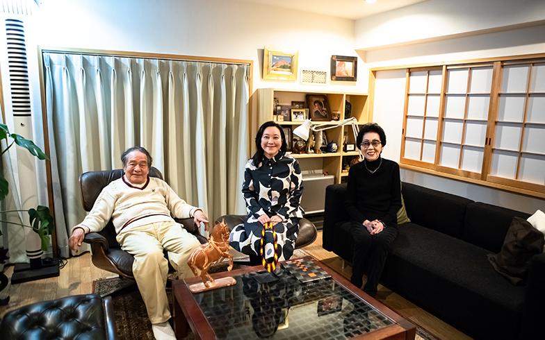 近代建築の巨匠ミースに師事した父とその娘、職住近接+αによって生まれた新たな幸福  あの人のお宅拝見[12]