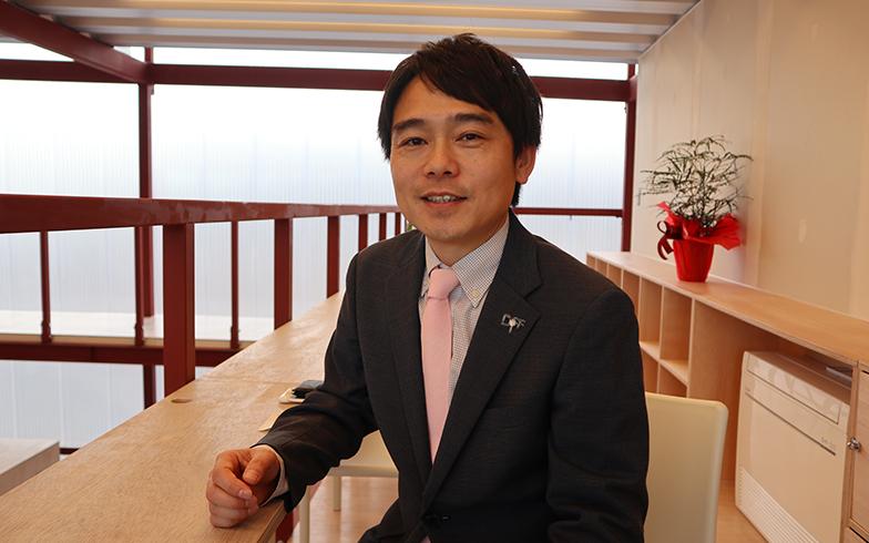 和田智行さん(写真撮影/佐藤由紀子)