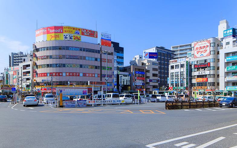 志木駅(写真提供/PIXTA)