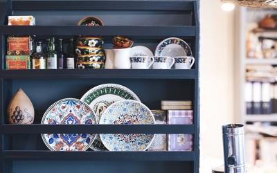 料理家のキッチンと朝ごはん[4]後編 オープン収納をセンスよく見せる5つのポイント