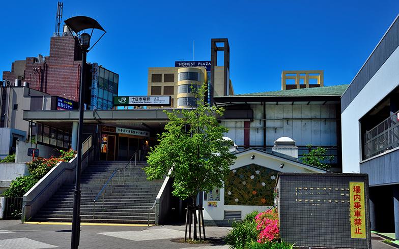 十日市場駅(画像提供/PIXTA)
