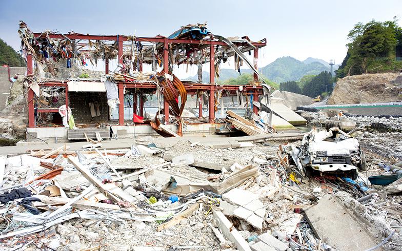 東日本大震災からもうすぐ8年(画像提供/PIXTA)