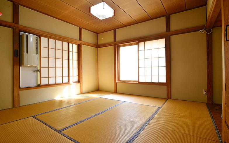 室内は和室で、我が家のようにくつろげる雰囲気(写真撮影/フォトスタジオクマ・熊谷寛之)