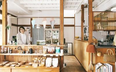 台所道具店とキッチンが一体となった土切敬子さんの一軒家 その道のプロのこだわりの住まい[7]