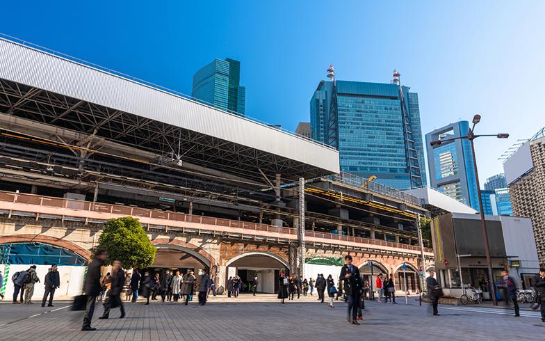 「新橋駅」まで電車で30分以内、家賃相場が安い駅ランキング 2019年版