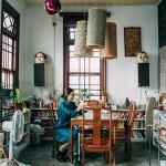 台湾の家と暮らし[3] スタイリスト女子が暮らす古跡級ヴィンテージなシェアハウスin台北