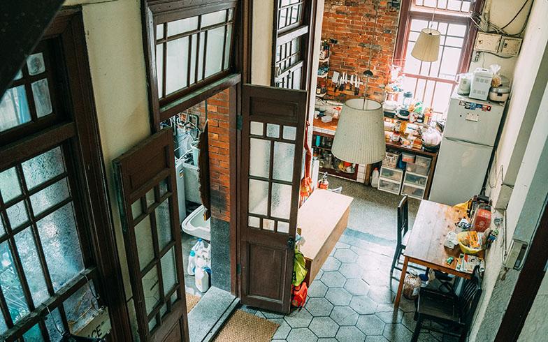 独立したキッチンスペース(写真提供/KRIS KANG)