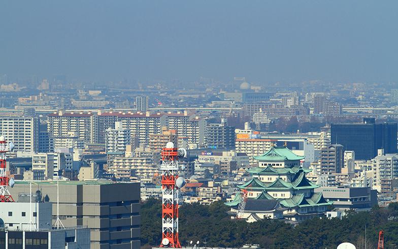 この数年でマンションが増加している名古屋の街並み(写真/PIXTA)
