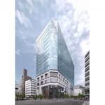 「茅場町」駅直結の再開発、建物名称「KABUTO ONE」に決定