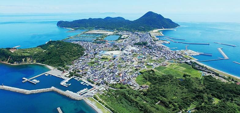 姫島(写真提供/姫島ITアイランド運営事務局)