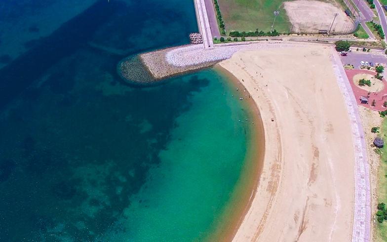 姫島のビーチ(写真提供/姫島ITアイランド運営事務局)
