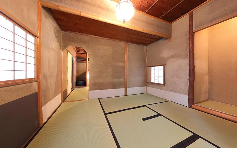 別棟の茶室は4時間で1.5万円のところ、1日(8時間)3万円で利用可能(写真撮影/飯田照明)