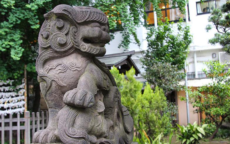 天祖神社の例大祭は毎年9月17日。その前後の土日は神輿や山車が繰り出され、たいへんにぎわうそうです(写真撮影/SUUMOジャーナル編集部)