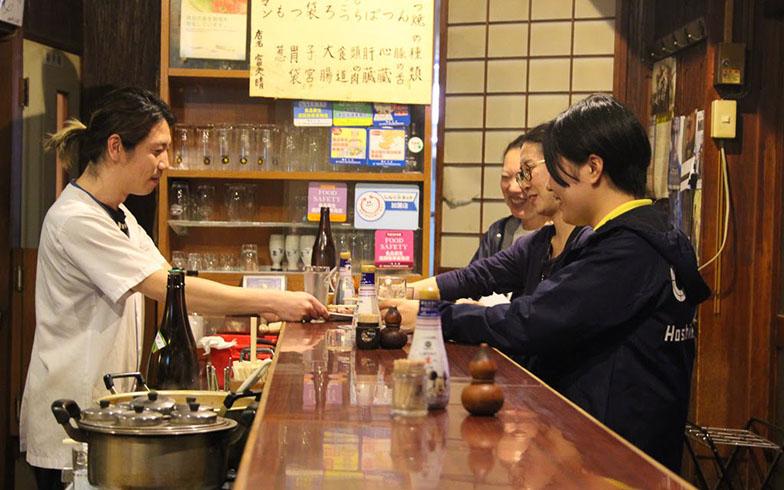 お店に人によると、「うちのお客さんのほとんどは、昔から通ってくれる地元の人。レンジャーが来てくれるようになって、新規のお客さんが増えました」(写真撮影/SUUMOジャーナル編集部)