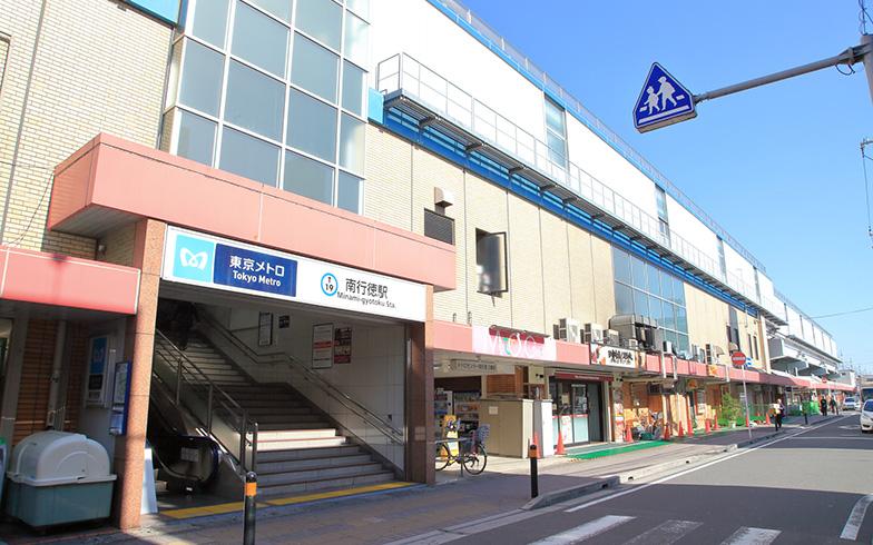 南行徳駅周辺(写真提供/PIXTA)