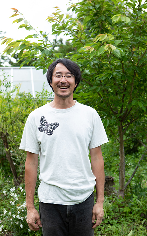 高木俊さん(写真撮影/片山貴博)