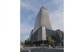 「ミュージアムタワー京橋」。画像:永坂産業
