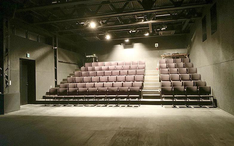 京都から消え去ろうとしていた「ブラックボックス」タイプの劇場を蘇らせた(画像提供/THEATRE E9 KYOTO)