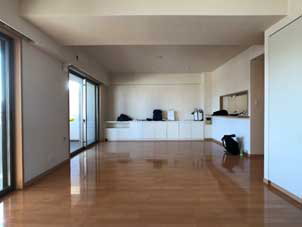 「浦和の家」のBefore