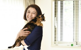 """勝間和代さんインタビュー:""""汚部屋""""が一転、一番快適な場所に! 人生を変えた「断捨離」"""