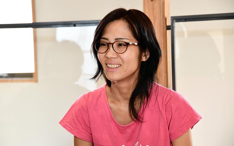 同じ境遇のママ友と一緒に暮らし始めて、安心感を得られるようになったと安田さん(写真/水野浩志)