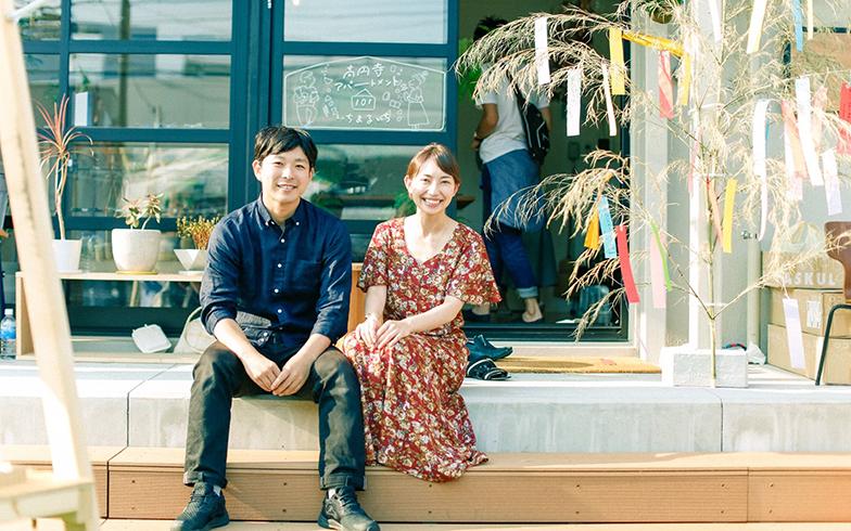 池田佳乃子さんご夫妻(写真提供/池田佳乃子さん)