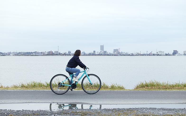 日本一の「自転車のまち」へ。サイクリスト達が集う茨城県土浦市の暮らし
