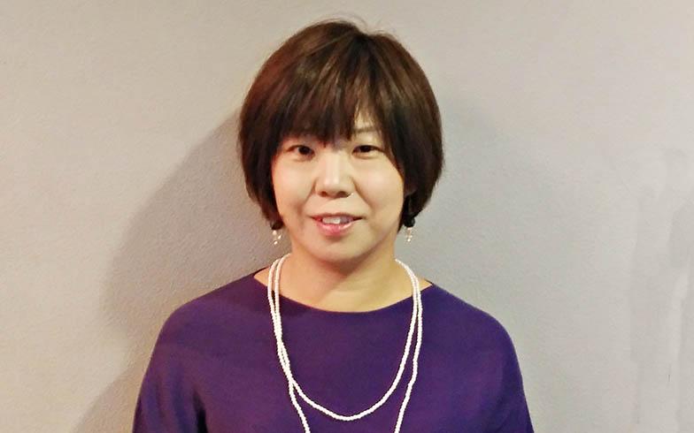 著者:井上ミノルさん(写真撮影/140B)