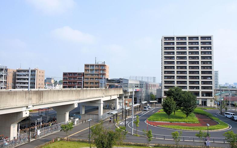 流山セントラルパーク駅(写真/PIXTA)