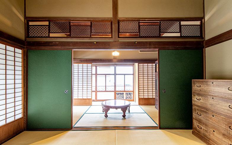 空き家になった岡山の元呉服店の奥座敷を鎌倉に。時代や空間を越えて繋がる古民家移築物語