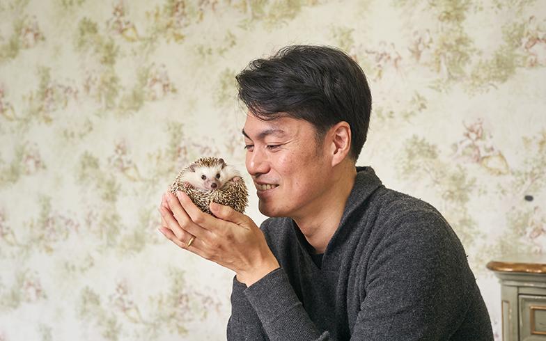 「インスタではささいな日常を残しておきたい」と角田さん。眺めていると幸せな気分になれます(写真撮影/相馬ミナ)