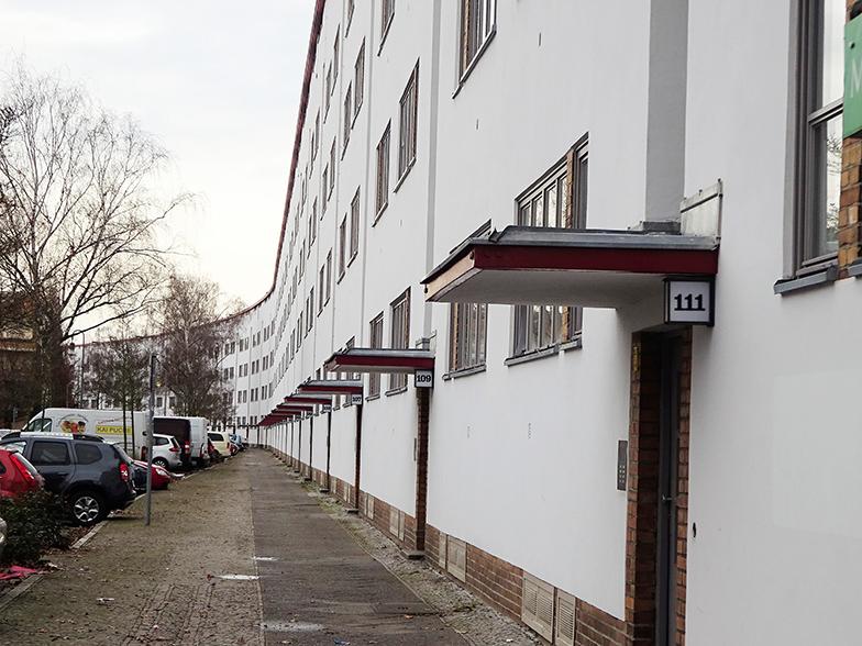 オットー・バルトニングの集合住宅