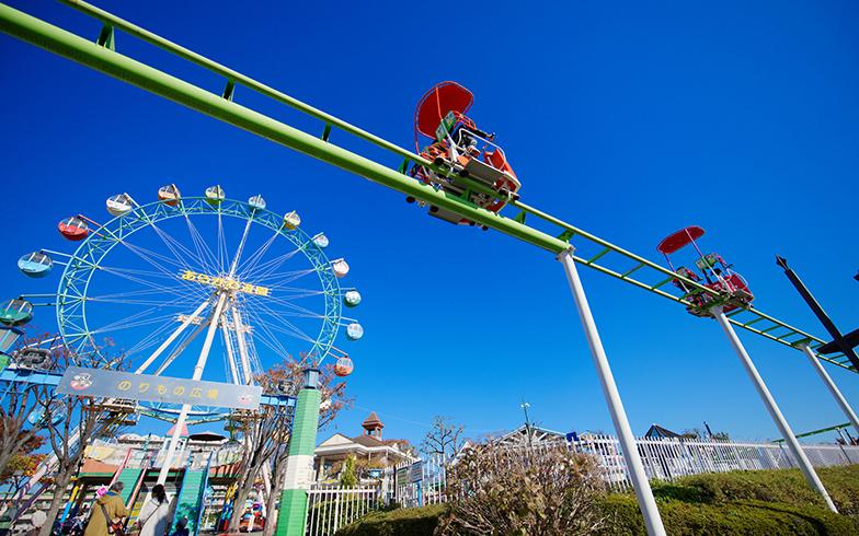 2021年夏頃までリニューアル工事のため休園中の「あらかわ遊園」(写真/PIXTA)