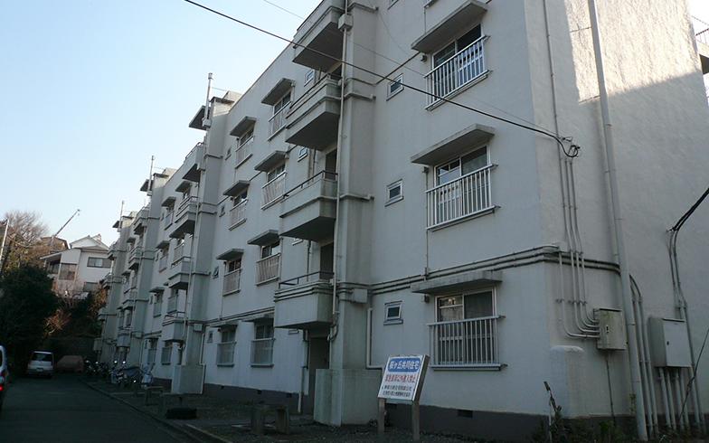 改修前(写真提供/神奈川県住宅供給公社)