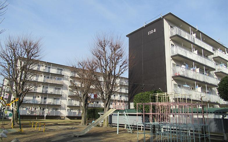 相武台団地(写真提供/神奈川県住宅供給公社)