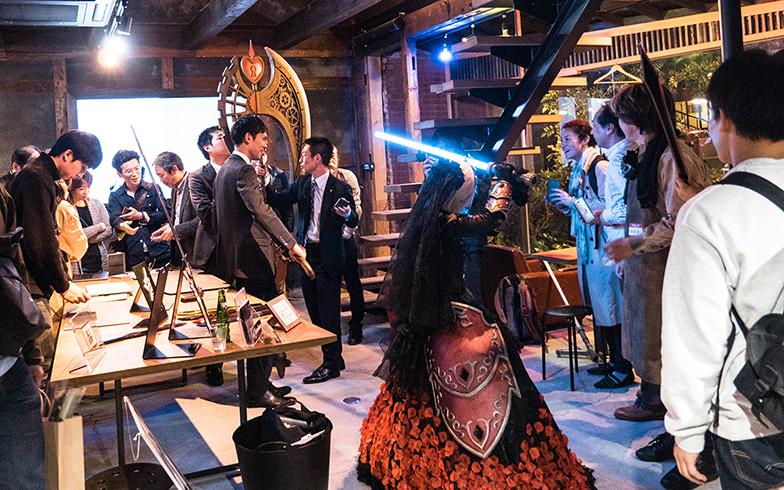 カフェスペースではさまざまな京都やモノづくり、マテリアルに関係したイベントも多数開催している(写真提供/FabCafe Kyoto)