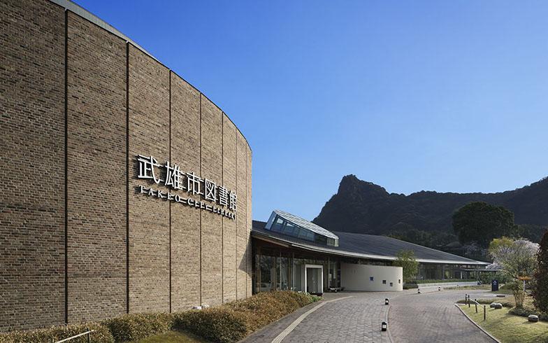 武雄市図書館(写真提供/カルチュア・コンビニエンス・クラブ株式会社)