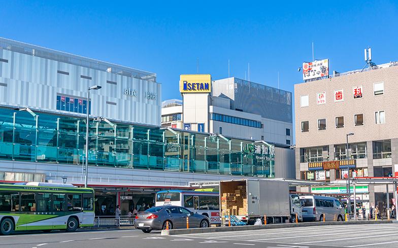 浦和駅(写真/PIXTA)