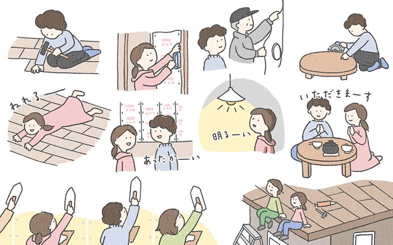 (イラスト/ぼんやりウィークエンド)