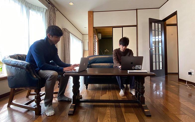「Co-living」として働くことも前提に設計されているので、仕事もしやすい。写真はADDress習志野A邸(写真提供/ADDress)