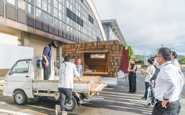 バンライファーが集う「田舎バックパッカーハウス」がある石川県では、地元・金沢工業大学とCarstay社が「バンライフ」で地域を盛り上げるプロジェクトが始まった。全国的に「バンライフ」の旅と暮らしのスタイルが広がりつつある(写真撮影/中川生馬)