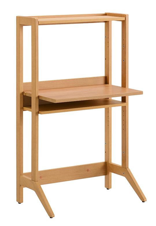 天板の高さを変えられ、立ち姿勢でもデスクワークが可能になる「VICINOヴィチーノ」(画像提供/株式会社オカムラ)